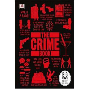 Crime Book: Big Ideas Simply Explained