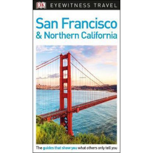 DK Eyewitness Travel Guide San Francisco
