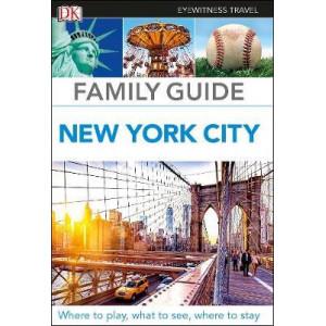 DK Eyewitness Travel Family Guide New York
