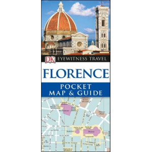 DK Eyewitness Pocket Map and Guide Florence