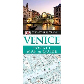 DK Eyewitness Pocket Map and Guide Venice