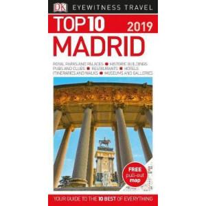 Top 10 Madrid: 2019 DK Eyewitness Travel Guide