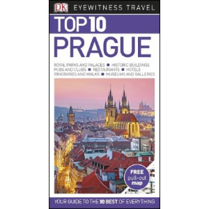 Top 10 Prague: 2019 DK Eyewitness Travel Guide