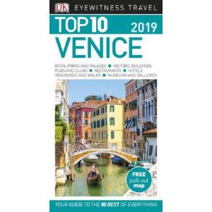 Top 10 Venice: 2019 DK Eyewitness Travel Guide
