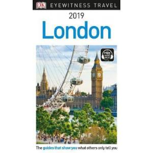 London Eyewitness Travel Guide