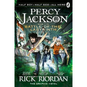 Battle of the Labyrinth: The Graphic Novel (Percy Jackson Book 4)