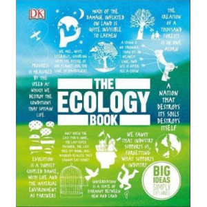 Ecology Book: Big Ideas Simply Explained, The