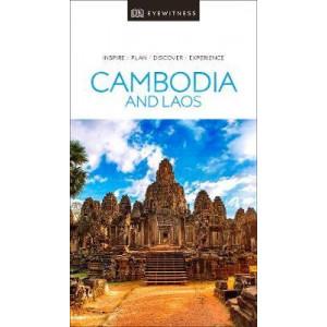 Cambodia and Laos, DK Eyewitness Travel Guide