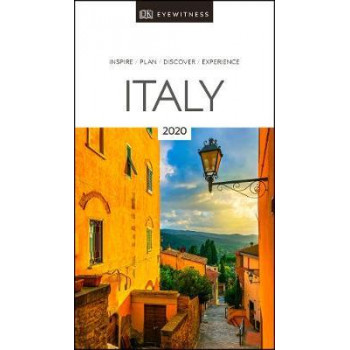 DK Eyewitness Travel Guide Italy: 2020
