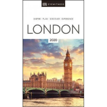 DK Eyewitness Travel Guide London: 2020