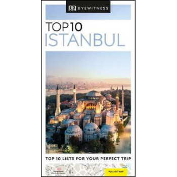 DK Eyewitness Top 10 Istanbul