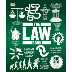 Law Book: Big Ideas Simply Explained