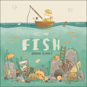 Fish:  tale about ridding the ocean of plastic pollution