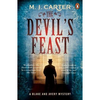 Devil's Feast: The Blake and Avery Mystery Series (Book 3)