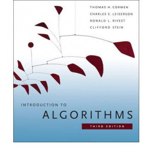 Introduction to Algorithms 3E - HARDBACK EDITION