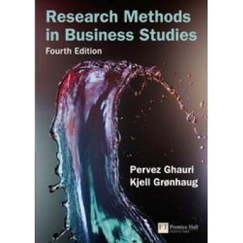 Research Methods in Business Studies : A Practical Guide 4E