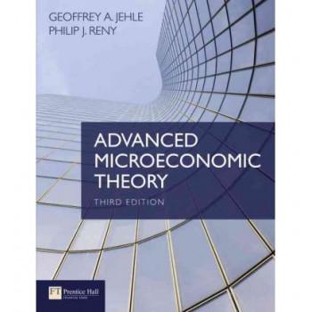 Advanced Microeconomic Theory 3E