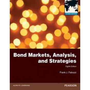 Bond Markets: Analysis and Strategies 8e