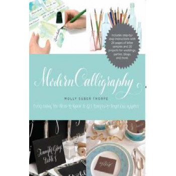 Modern Calligraphy Everything You Need To Know To Get Started In