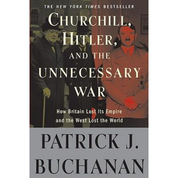 Churchill, Hitler, and