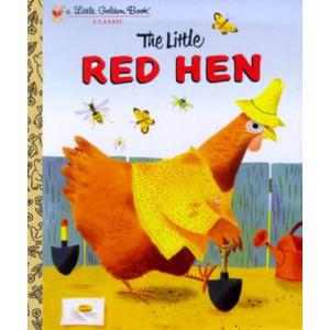 Little Red Hen. LGB