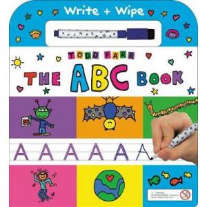 ABC Book: Write + Wipe, The
