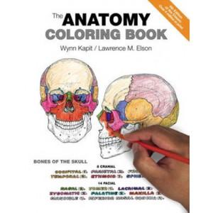 Anatomy Coloring Book  4E