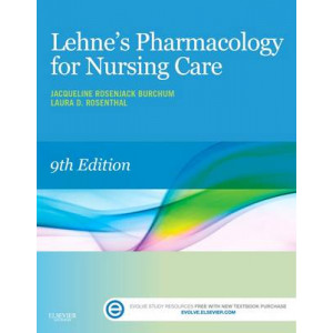pharmacology for nursing care fourth edition
