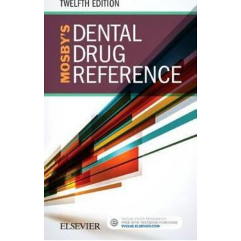 Mosby's Dental Drug Reference (12th Edition, 2017)