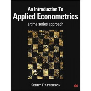 Introduction to Applied Econometrics, An