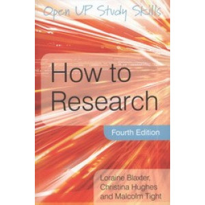 How to Research 4E