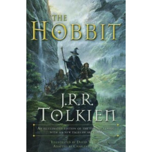 Hobbit, The: An Illustrated Edition of the Fantasy Classic