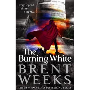 Burning White: Book Five of Lightbringer, The