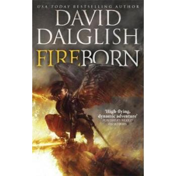 Fireborn (Seraphim #2)