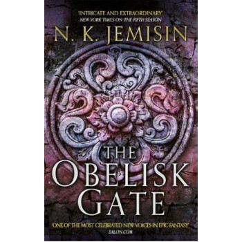 Obelisk Gate: The Broken Earth, Book 2