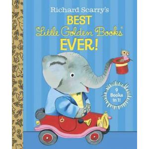 Richard Scarry's Best Little Golden Books Ever!: 9 Books in 1