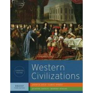 Western Civilizations (Brief Edition)