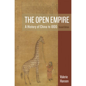 Open Empire : A History of China to 1800