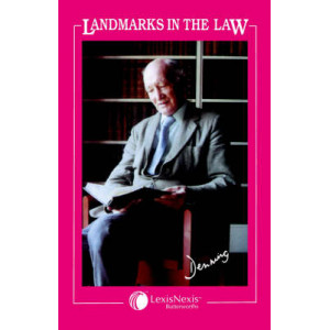 Landmarks in the Law