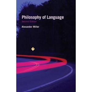 Philosophy of Language 2e