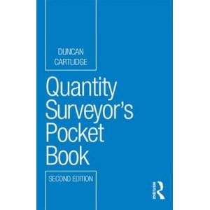 Quantity Surveyor's Pocket Book 2E