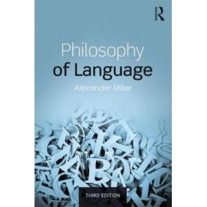 Philosophy of Language 3E