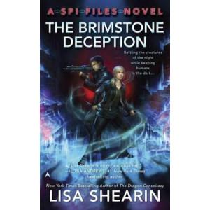 Brimstone Deception, The: A Spi Files Novel
