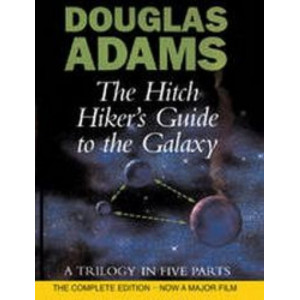 Hitch Hiker's Guide to the Galaxy : A Trilogy in Five Parts