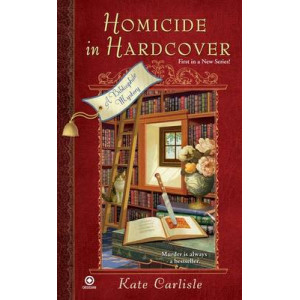 Bibliophile Mystery #1: Homicide in Hardcover