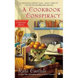 Bibliophile Mysteries #7: Cookbook Conspiracy