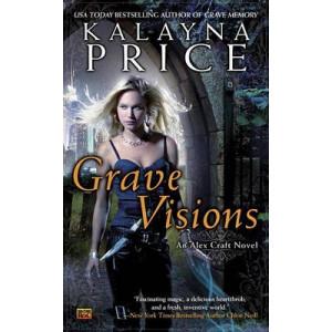 Grave Visions: An Alex Craft Novel #4