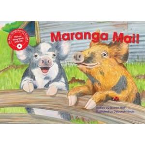 Maranga Mai with CD