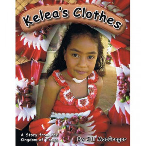 Kelea's Clothes : Children of the Pacific Tonga