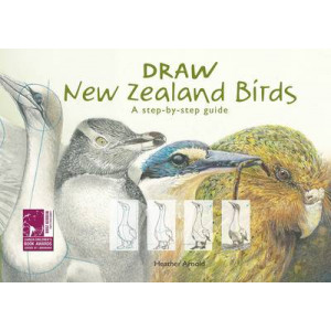 Draw New Zealand Birds: A Step-by-Step Guide